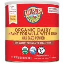 earth's best organic dairy baby formula pack