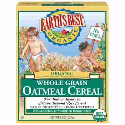 Earth's Best Organic Infant Whole Grain