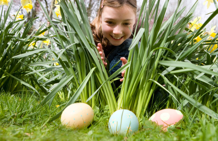 Easter Eggs, oh The Brilliant Things to Do with Them