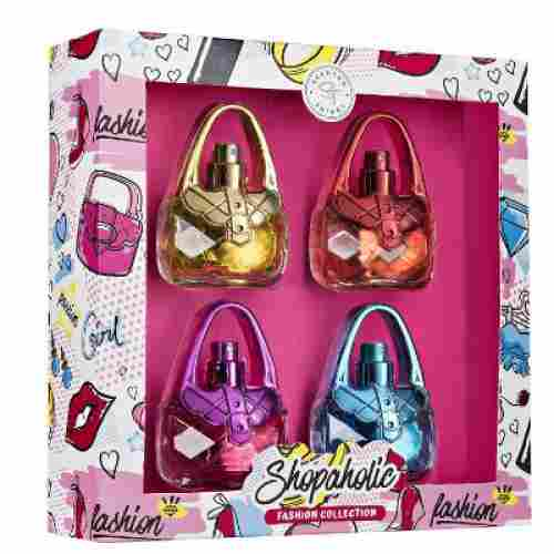 eau de fragrance sets girls perfumes display