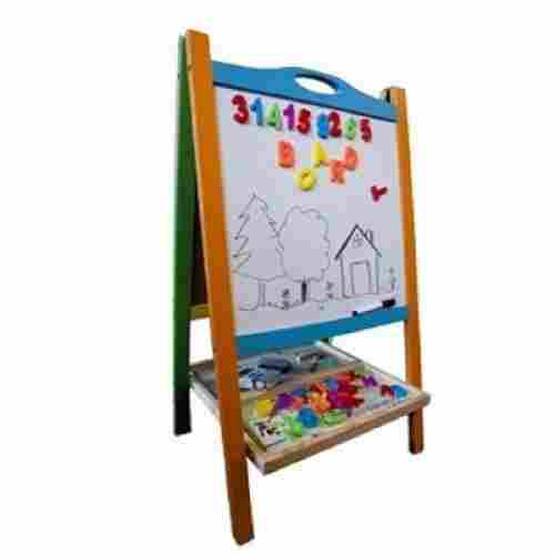 Elk & Bear Double Sided Magnetic Whiteboard