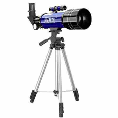 Emarth Travel Scope with Tripod & Finder Scope