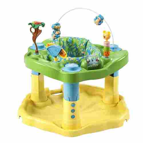 Evenflo Exersaucer Bounce & Learn display