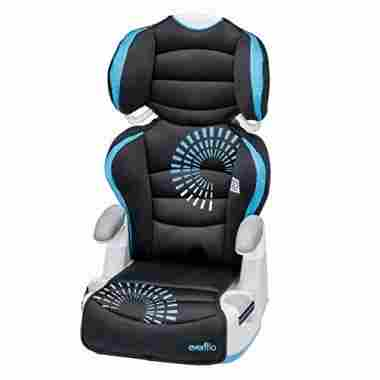 Sprocket Big Kid AMP Booster Car Seat by Evenflo