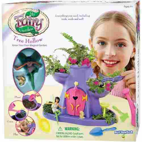 toys that start with f fairy garden tree hollow box