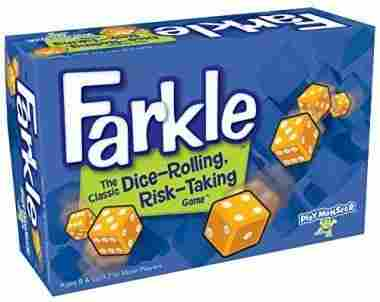 Farkle Classic Dice Game by PlayMonster