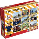 Jigsaw Puzzle 9-in-1