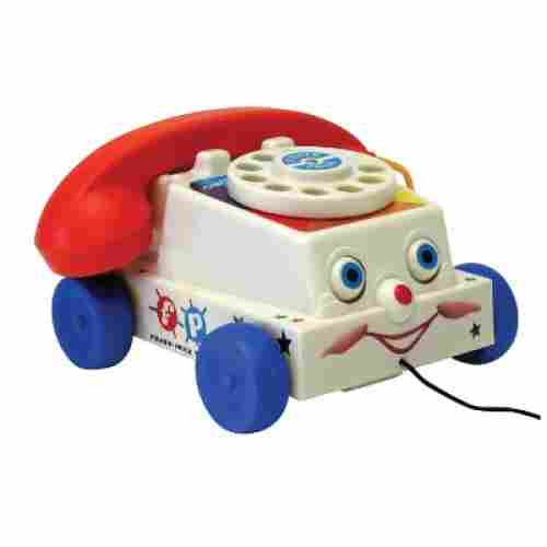 Retro Chatter Phone