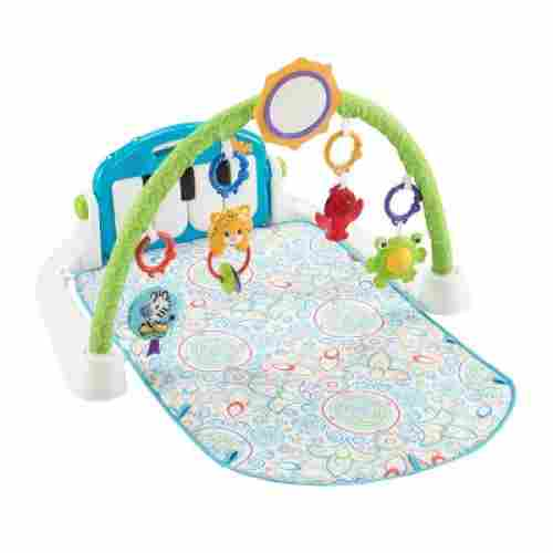 Fisher-Price First Steps Kick 'n Play Piano Gym