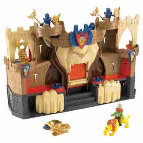 Imaginext Lion's Den