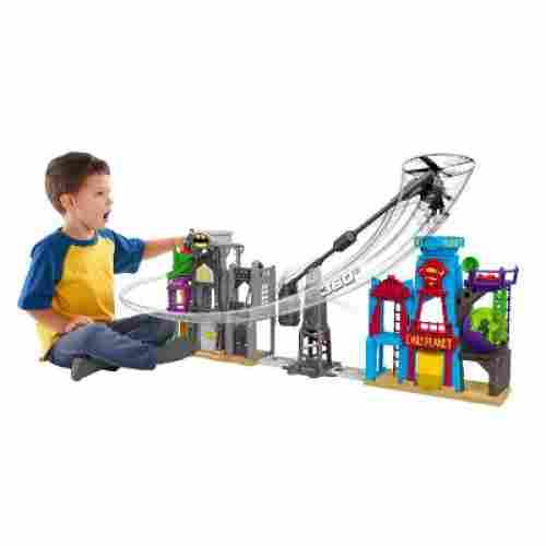Fisher Price Imaginext Flight City