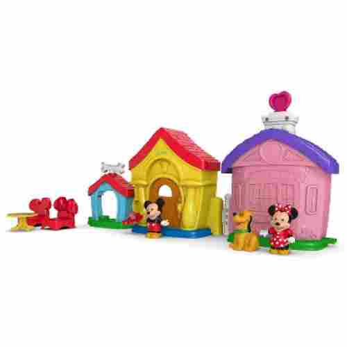 Fisher-Price Little People Magic of Disney Playset