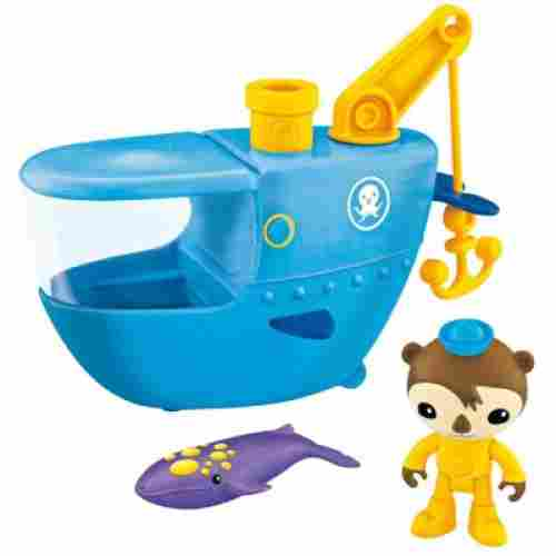 Octonauts Shellington Playset