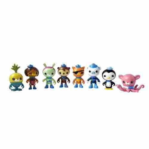 Fisher-Price Octo-Crew 8 Pack
