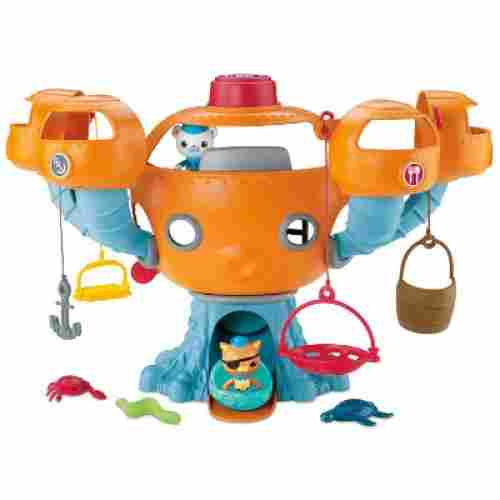 Octopod Playset