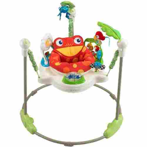 fisher price rainforest jumperoo baby & infant jumper and bouncer