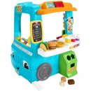 fisher-price servin' up food truck play kitchen for kids and toddlers