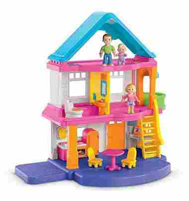 Loving Family, My First Dollhouse