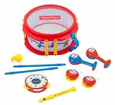 Musical Band Drumset