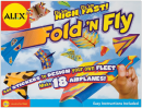 Fold & Fly Paper Airplane Kit