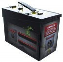 Ghost Trap Tin Lunch Box