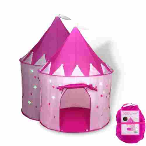 Fox Print Princess Play Tent