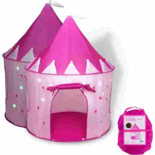 foxprint princess castle kids play tent