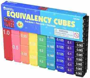 Fraction Tower Activity Set