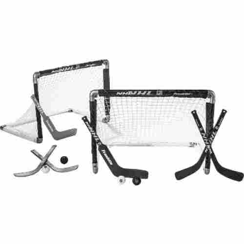 Franklin Sports Mini Hockey Set