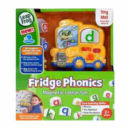 Fridge Phonics Magnetic Letter Set