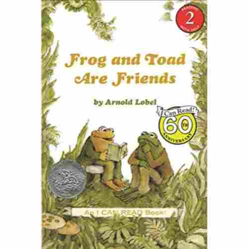 frog and toad are friends books for 6 year olds cover