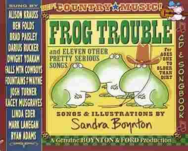 Frog Trouble Kids Music