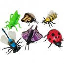 fun express insect finger puppets 12 pack bug toys