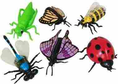 Fun Express Insect Finger Puppets 12 Pack