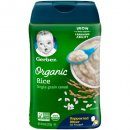 Gerber Baby Cereal Organic Rice Cereal