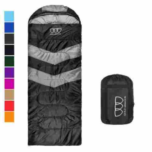 Gold Armour Sleeping Bag