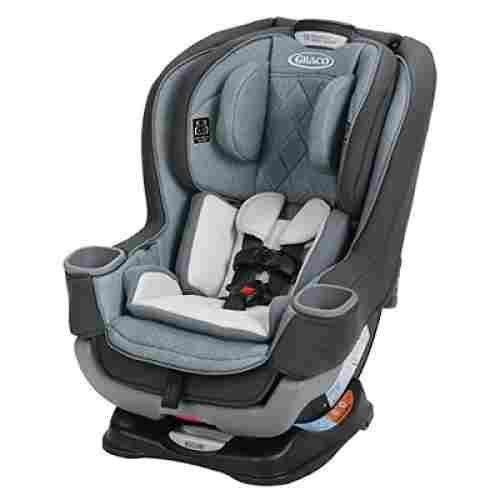 extend2Fit platinum convertible graco car seat design