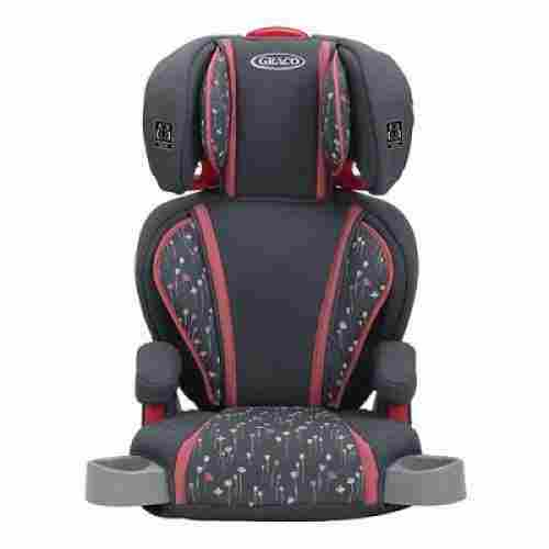 highback turbobooster graco car seat alma