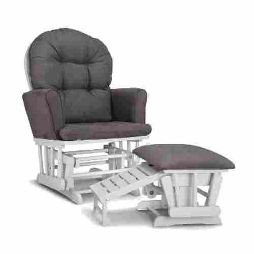 Graco Parker Semi-Upholstered with Ottoman