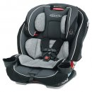 slimFit 3-in-1 convertible graco car seat grey