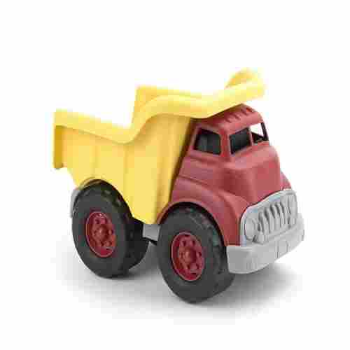 green toys dump truck toy car