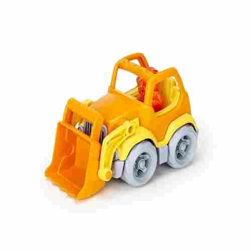 green toys scooper vehicle toy car