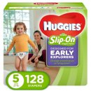 huggies little movers slip on overnight diapers pack