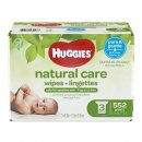 HUGGIES Natural Care 552 Sheets