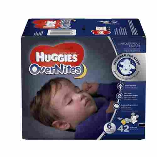 huggies big pack overnight diaper