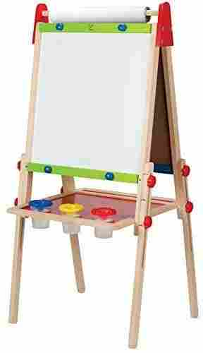 All-in-One Wooden Art Easel