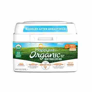 Happy Baby Organic Stage 1 Infant Formula