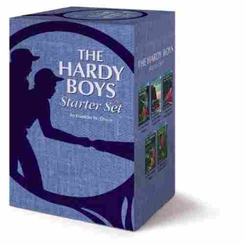 Hardy Boys Starter Set