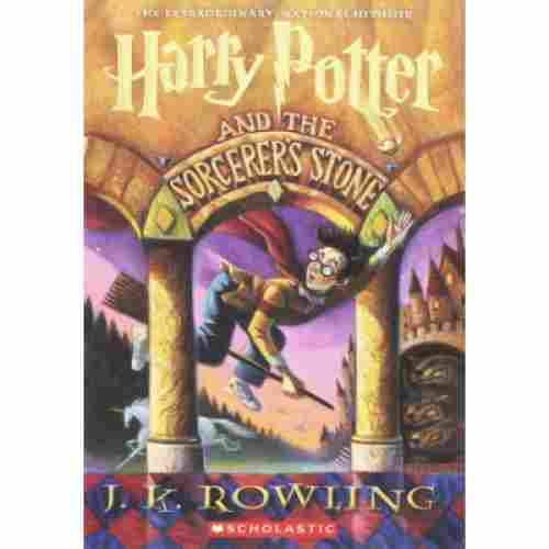 harry potter and the sorcerer's stone book for teens cover