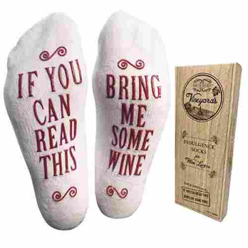 haute soiree socks christmas gift for grandma